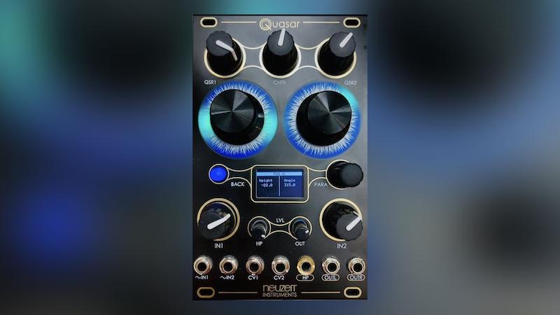 Neuzeit Instruments Quasar