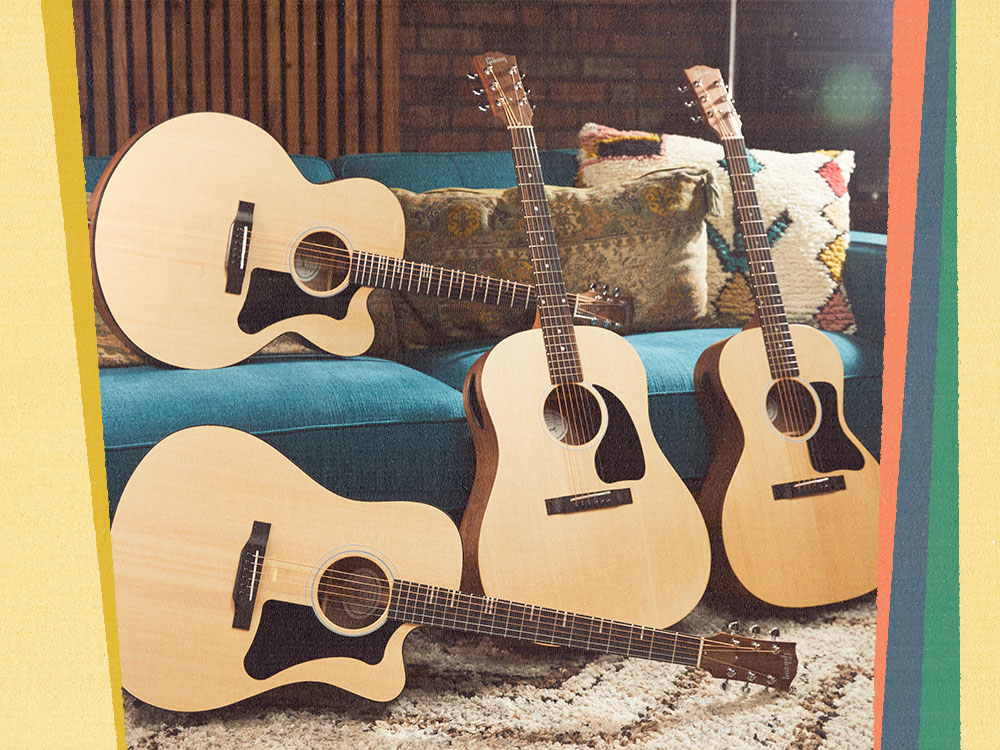 Gibson Generation Collection Acoustics
