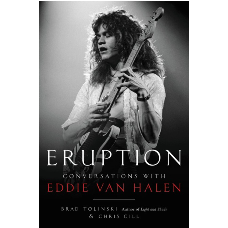 eruption book cover