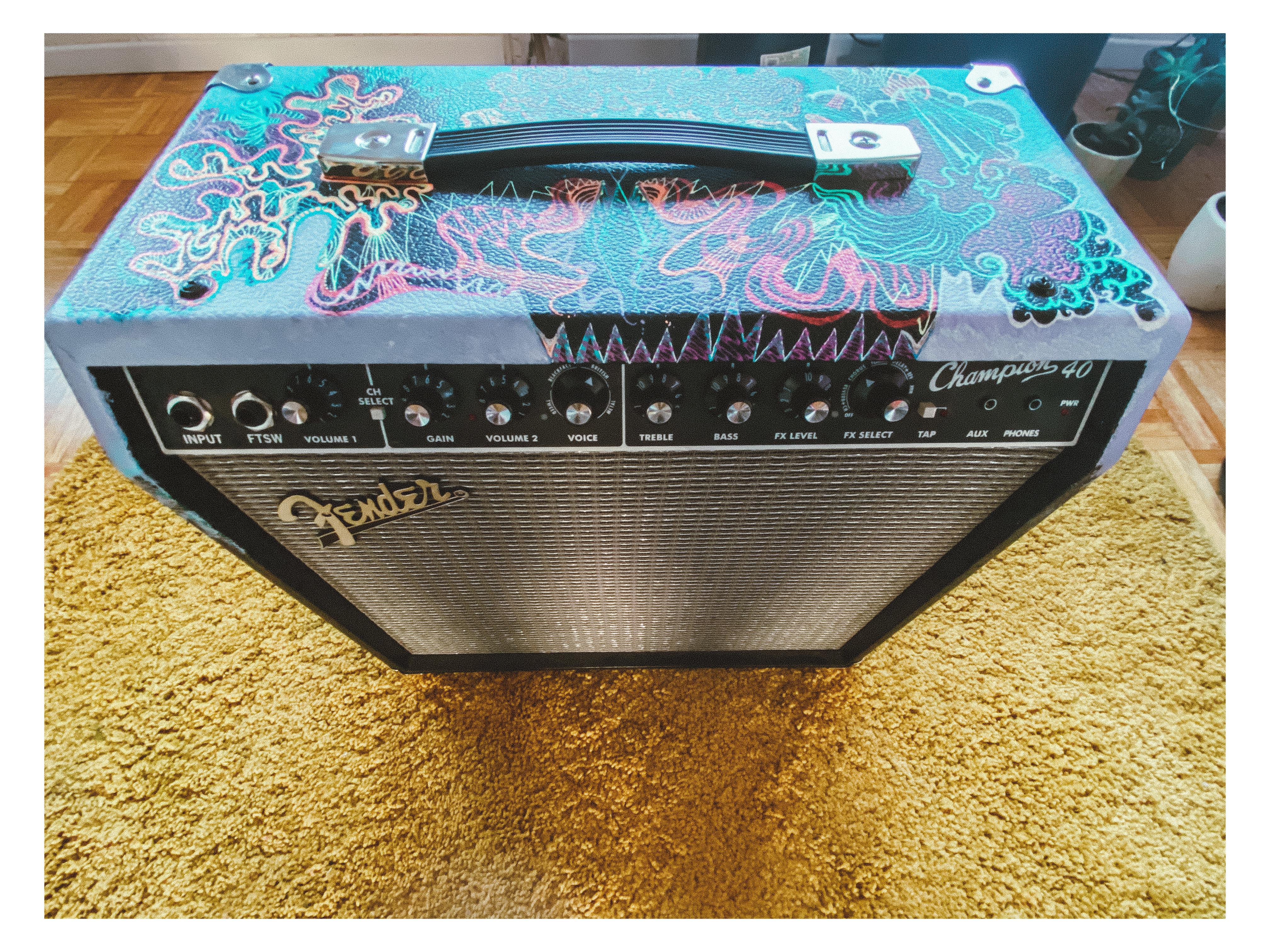 Fender Champion 40 2-Channel 40-Watt 1x12