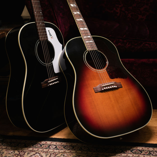 Acoustic Guitars at Chicago Music Exchange