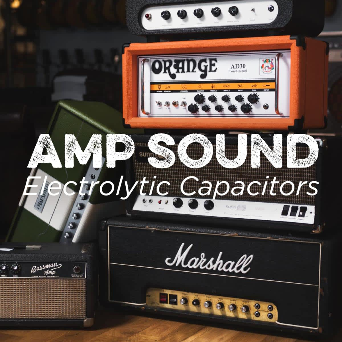 Amplifiers at Chicago Music Exchange