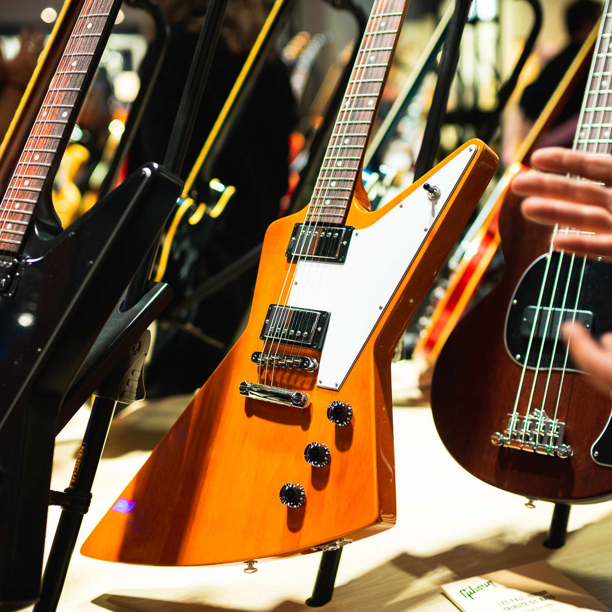 Gibson 2019 Lineup at Chicago Music Exchange