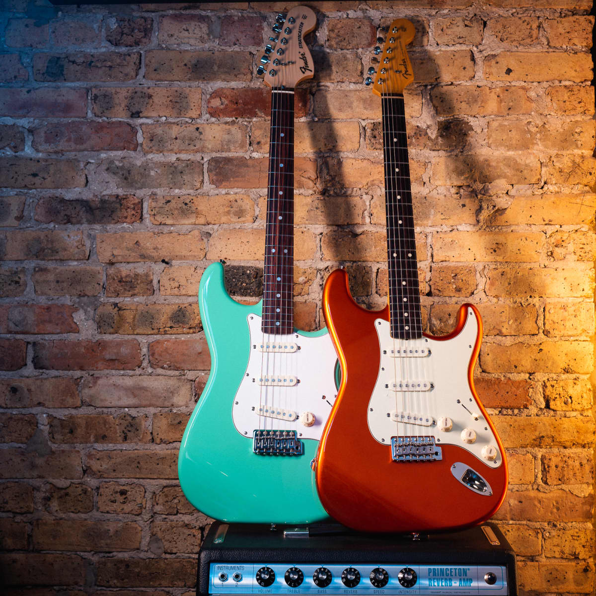 Fender Made In Japan Guitars at Chicago Music Exchange