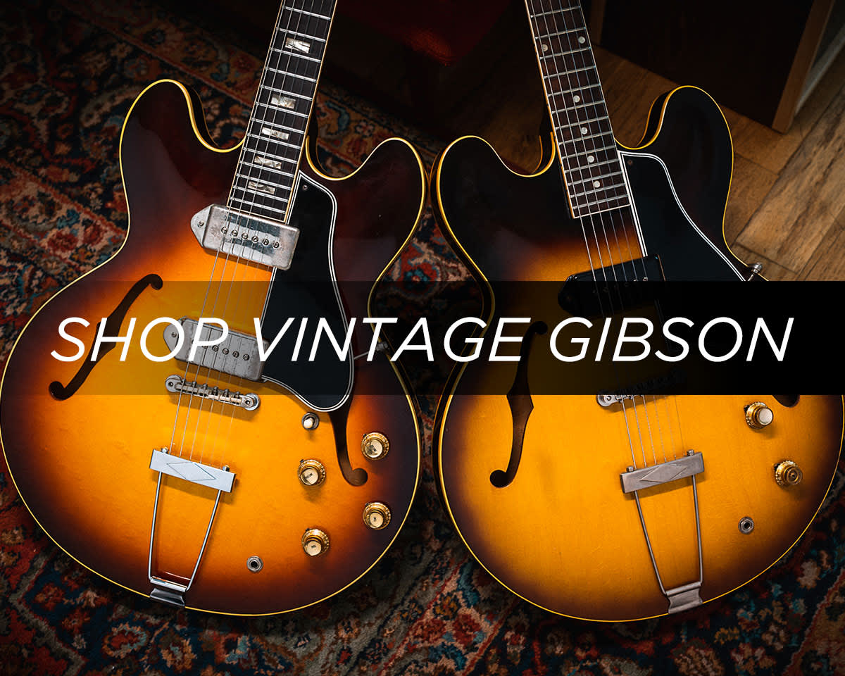 Gibson Guitars at Chicago Music Exchange