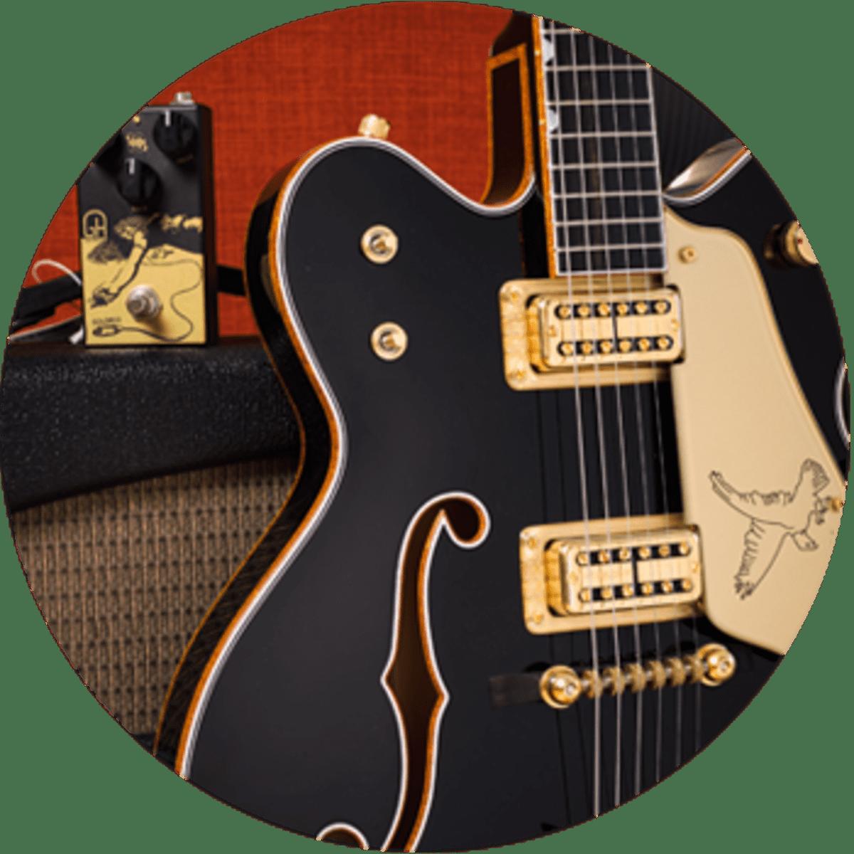 ea8a7650b5 Gretsch Guitars
