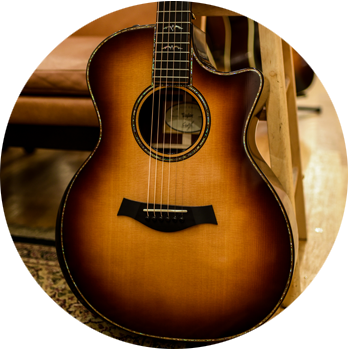 TAYLOR 914CE FALL LIMITED EDITION GRAND AUDITORIUM