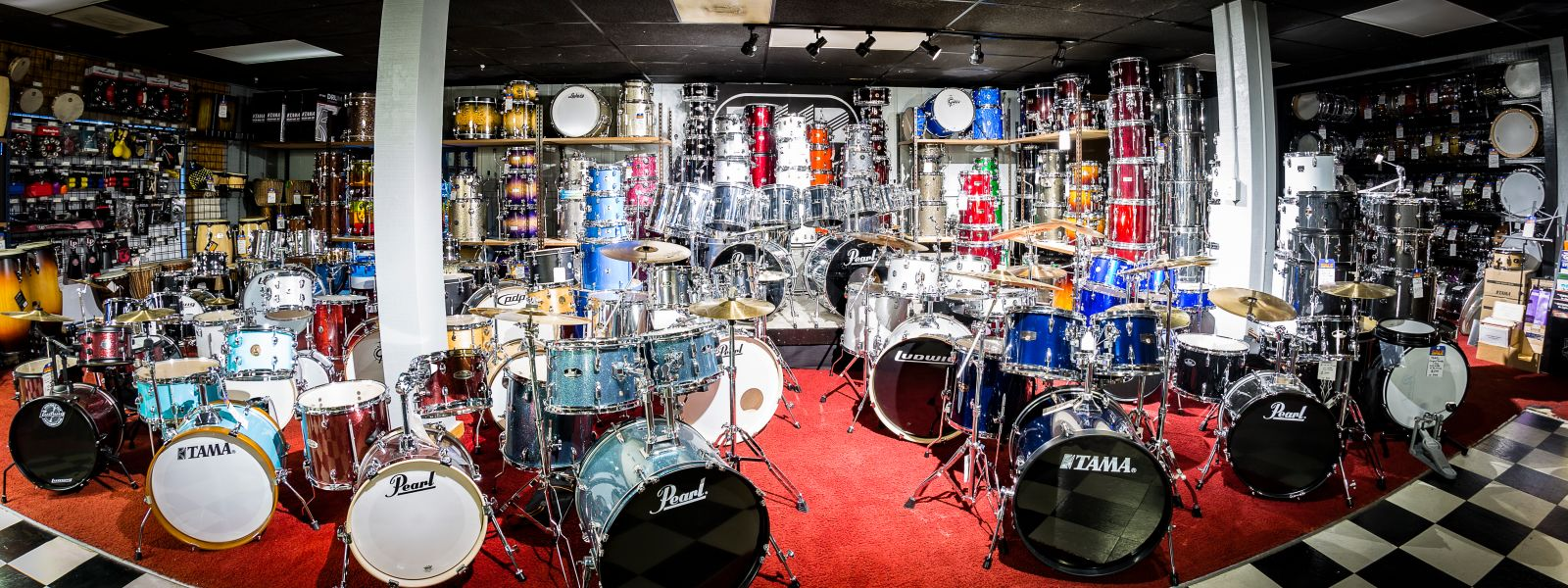 2112 Percussion Drum Shop Music Store Raleigh North Carolina