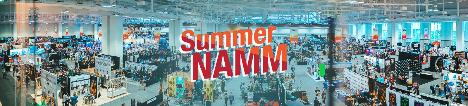 Summer Namm 2019 Chicago Music Exchange Highlights