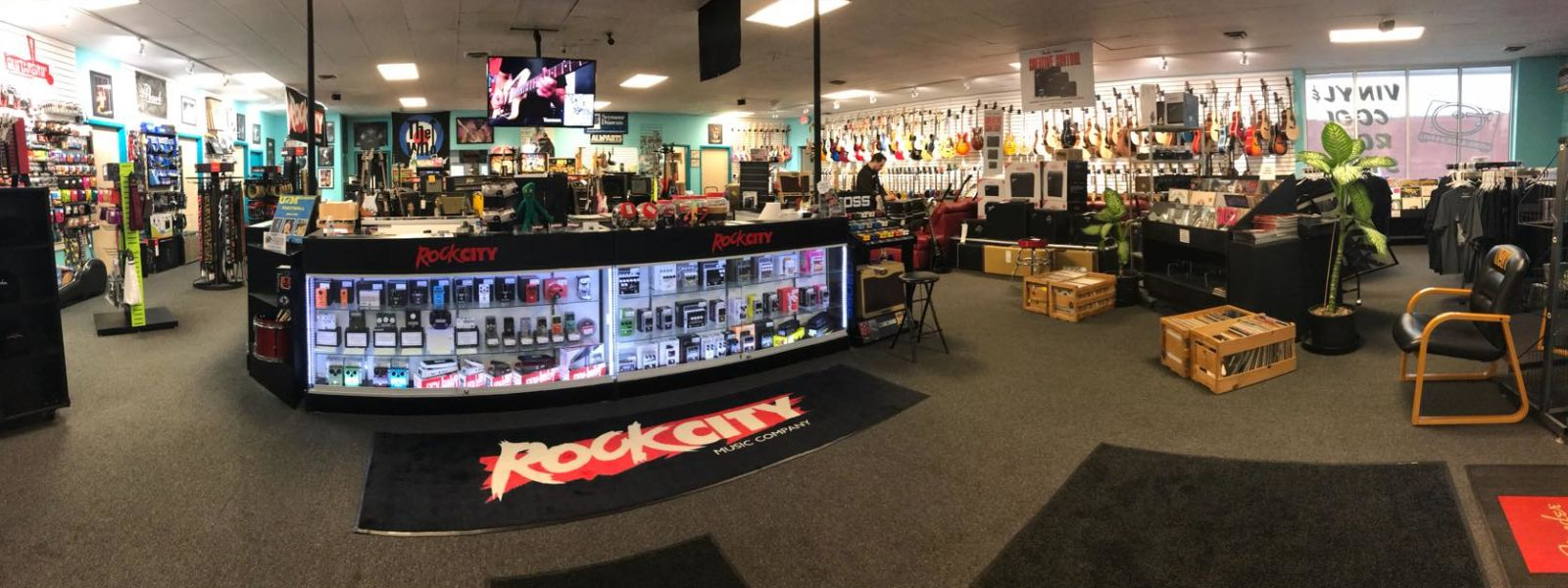 Rock City Music Co.