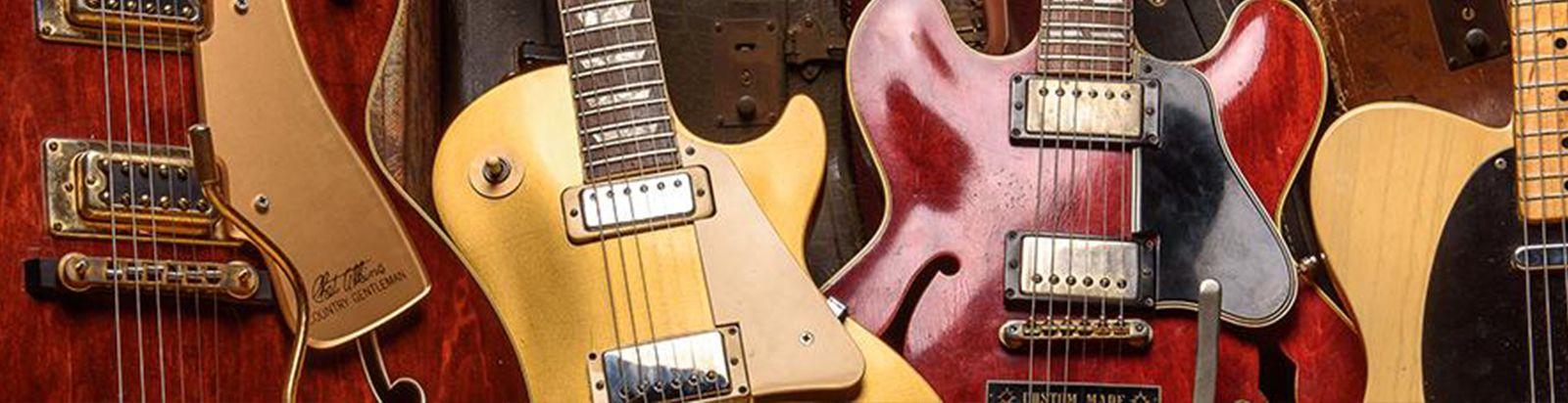 Vintage Guitars at Chicago Music Exchange