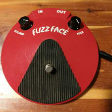 Dating Fuzz Face reissues