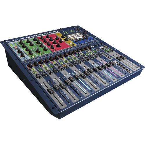 Soundcraft 5035677 | Si Expression 1 Digital Mixer