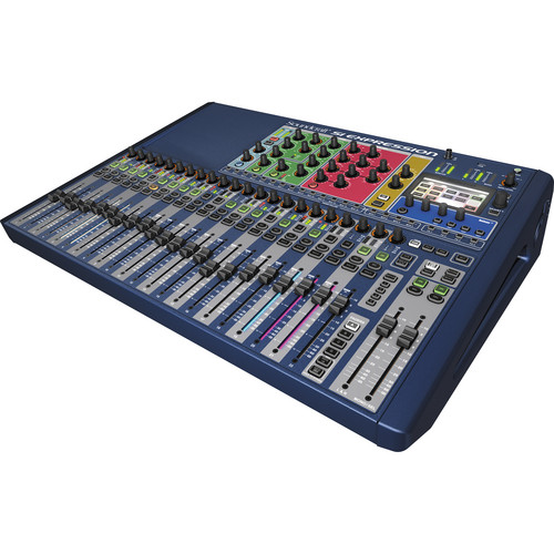 Soundcraft 5035678 | Si Expression 2 Powerful Cost Effective Digital Mixer/Console