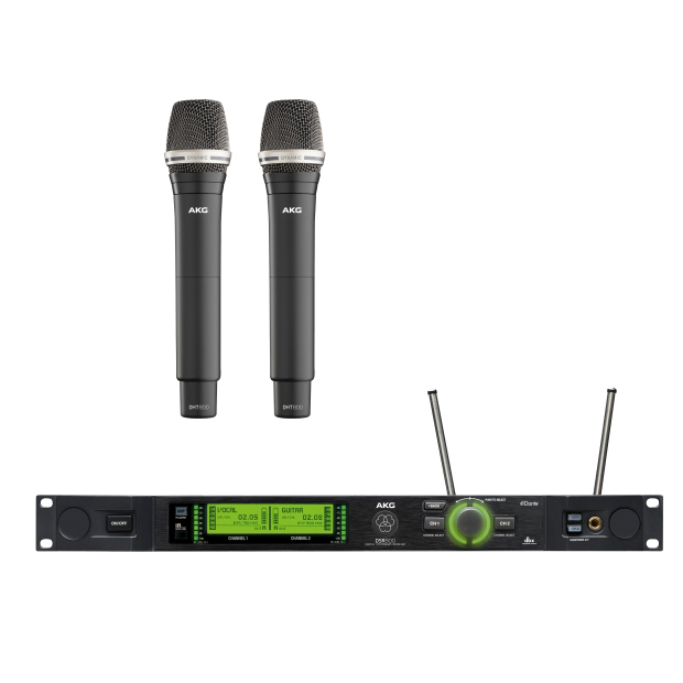 AKG DMS800 D7 Vocal Set BD1 Reference Digital Wireless Microphone System