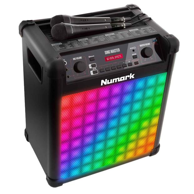 Numark SingMaster Karaoke Sound System