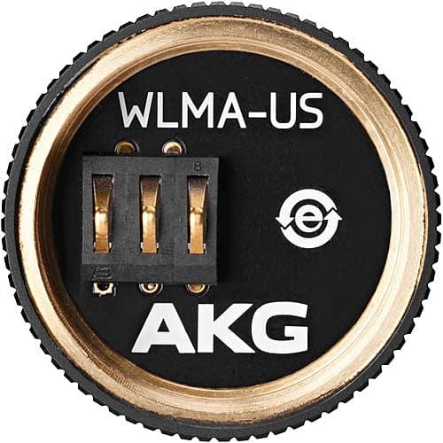 AKG WLMA-US Wireless Microphone Adapter for Shure Wireless Microphone Heads