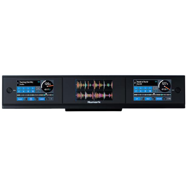 Numark NS7II Display Three-Screen Display for NS7II Controller