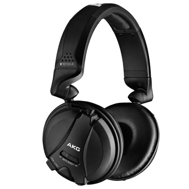 AKG K181DJ UE Reference Class DJ Headphones