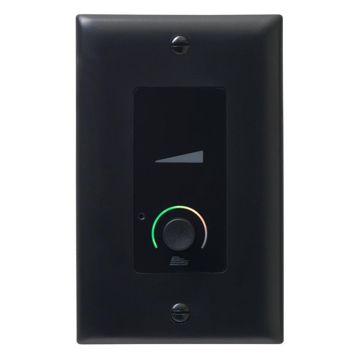 BSS Audio Ethernet Controller w/ Volume (Black - US)