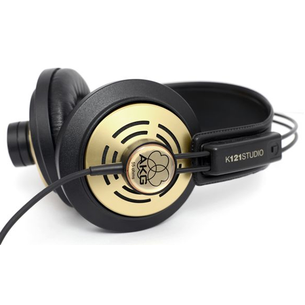 AKG K121 Studio High-Performance Studio Headphones