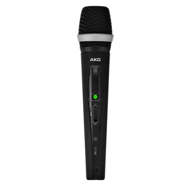AKG HT420 Band A Professional Wireless Handheld Transmitter