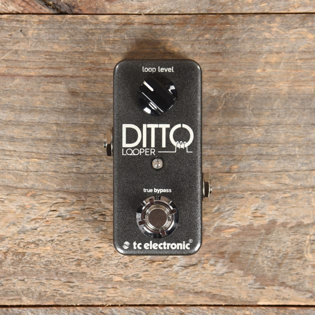 tc electronic ditto looper used. Black Bedroom Furniture Sets. Home Design Ideas