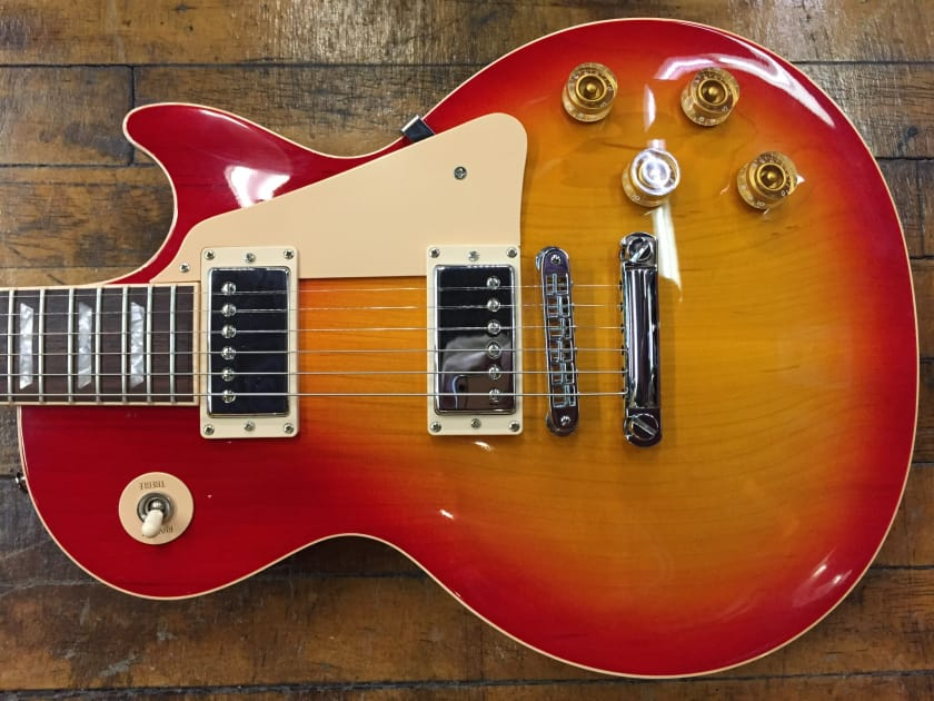 Gibson Les Paul Standard 2000 Heritage Cherry Burst