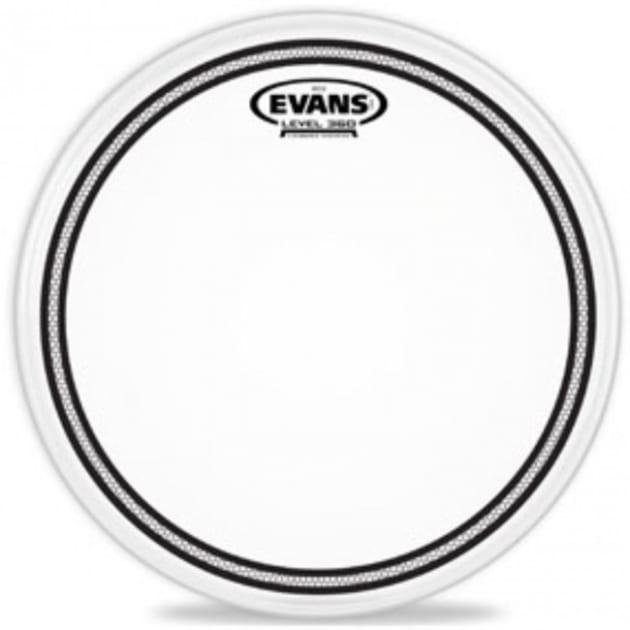 """Evans 14/"""" Onyx 2ply Black Drum Head B14ONX2"""