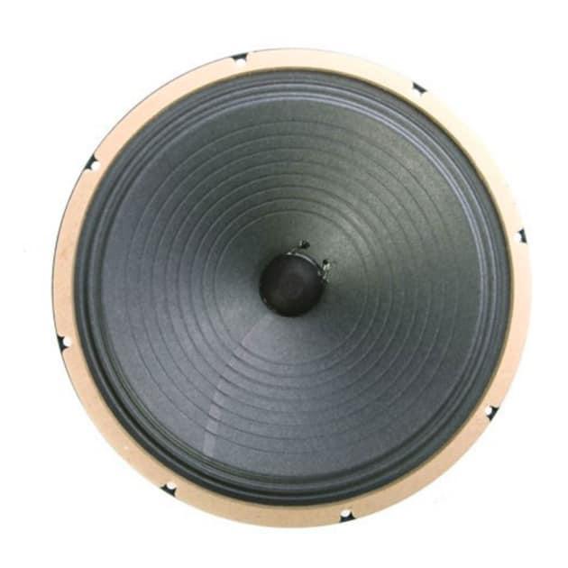 """Weber Vintage Series 12A125-A AlNiCo Magnet Speaker 12"""" 8ohm 30W Green Hotdog Basket"""