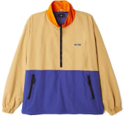 Obey The Tucker Anorak Almond
