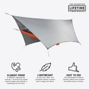 Grand Trunk Air Bivy All-Weather Shelter Rust