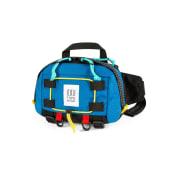 TOPO Subalpine Hip Pack Blue/Black Ripstop One Size