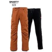 686 Men's Smarty 3-In-1 Cargo Pant Clay