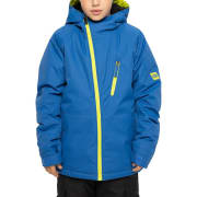 686 Boys Hydra Insulated Jacket Primary Blue