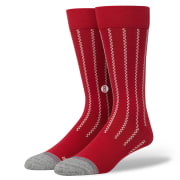 Stance Vintage Red Sox Red