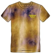CTM Call My Lawyer Tie Dye T-shirt Yellow