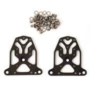 Spark Dynafit Toe Adapter Plates Black