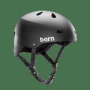 BERN Macon EPS MIPS Matte Black - Medium Black