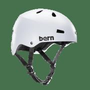 Bern Skate Macon EPS Summer White