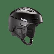 Bern Heist Satin Black w/ Black Liner Black