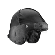 Bern Nino Winter Knit - Black Fleece Black
