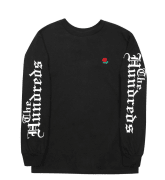 The Hundreds Rose English Genser BLACK