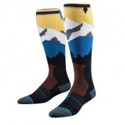 Stance Mens Snow Golden Age Brown