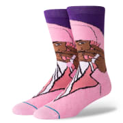 Stance Cam'Ron Pink