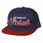 The Hundreds Team Two Snap-back Navy OS