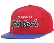 The Hundreds Team Two Snap-back Red OS