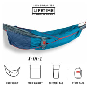 Grand Trunk 360 ThermaQuilt Blue/Navy Blue