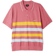 Obey Casa Polo SS Pink