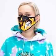 RIPNDIP Welcome To Heck Ventilated Mask Black O/S